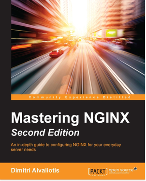 Image of Mastering NGINX - Second Edition