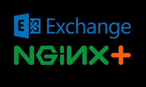 Microsoft Exchange Load Balancing with NGINX Plus