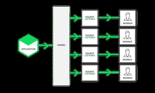 Socket Sharding in NGINX OSS Release 1 9 1