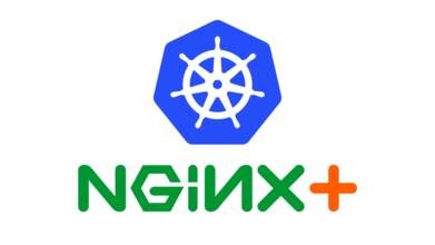 NGINX Plus Load Balances Kubernetes Services