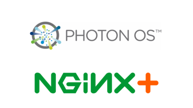 Run NGINX and NGINX Plus in Containers on Photon OS