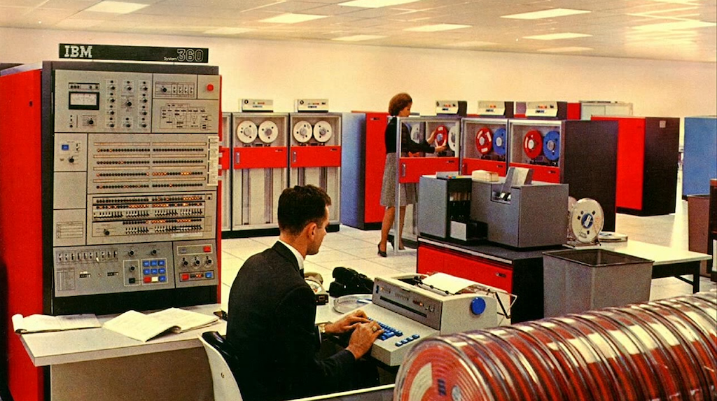 The power of an entire room full of mainframe computers from the 1970s now fits in a wristwatch
