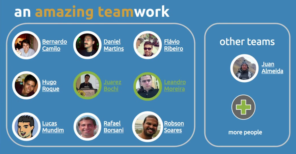 Team of engineers who built Globo.com's live video streaming platform for FIFA World Cup 14 [presentation at nginx.conf2015]