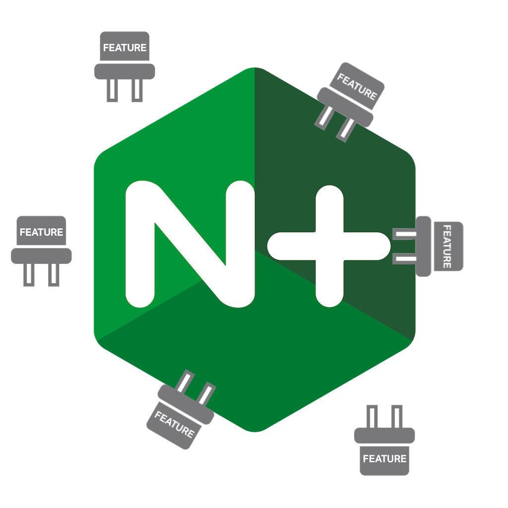 """NGINX Plus allows features to be plugged in on demand"