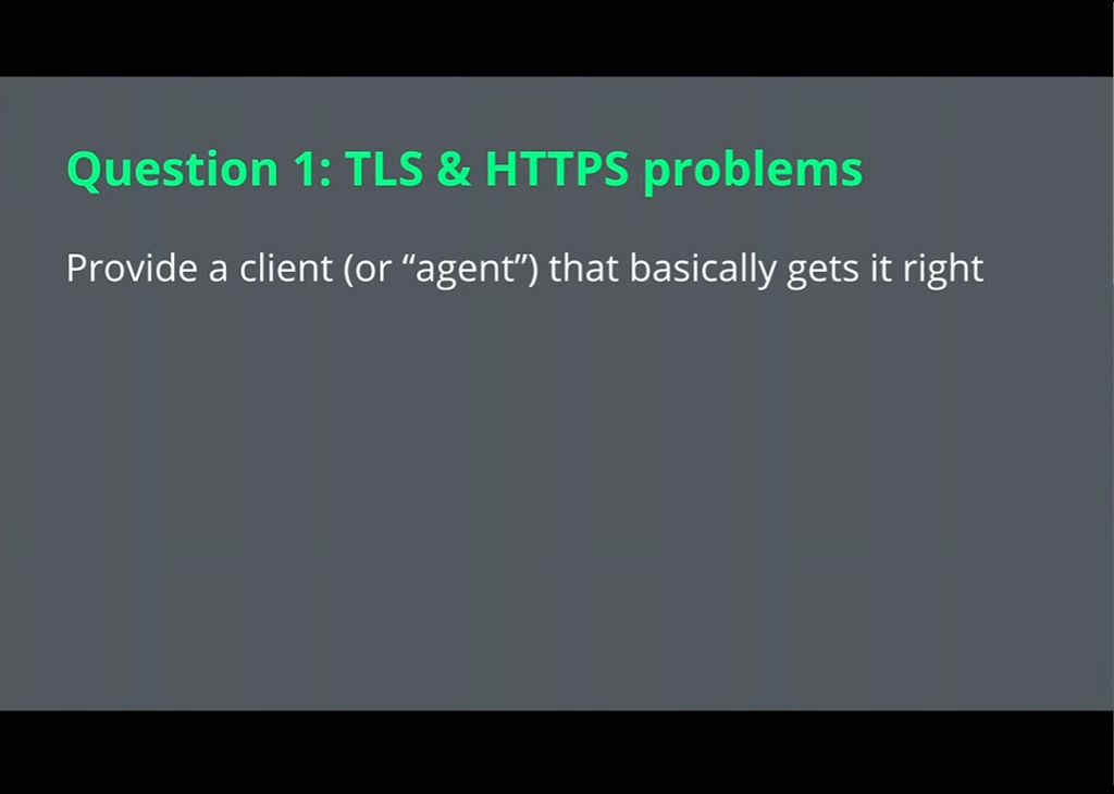 Step 1 for providing websites and NGINX with HTTPS is to provide a client that gets it right [presentation given by Yan Zhu and Peter Eckersley from the Electronic Frontier Foundation (EFF) at nginx.conf 2015]