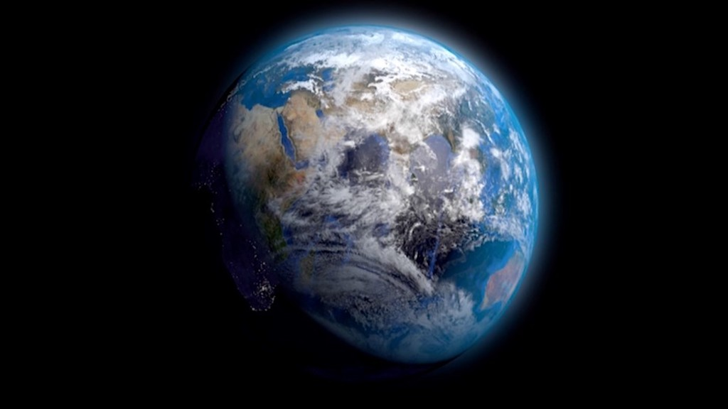 Image of the Earth from space, showing that the world is changing with NGINX load balancing and web serving