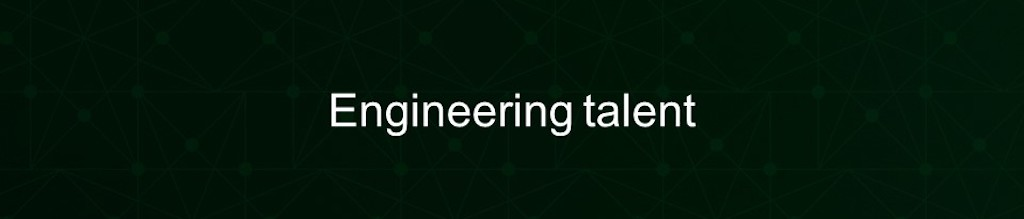 Investing in engineering talent