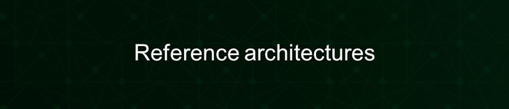 Investing in reference architectures including the NGINX Microservices Reference Architecture
