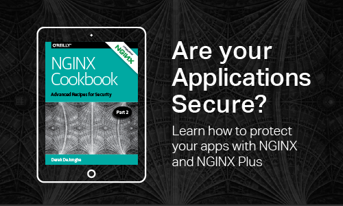 NGINX Cookbook - Advanced Recipes for Security ebook