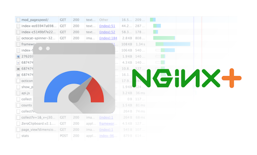 Google PageSpeed as a Dynamic Module for NGINX Plus