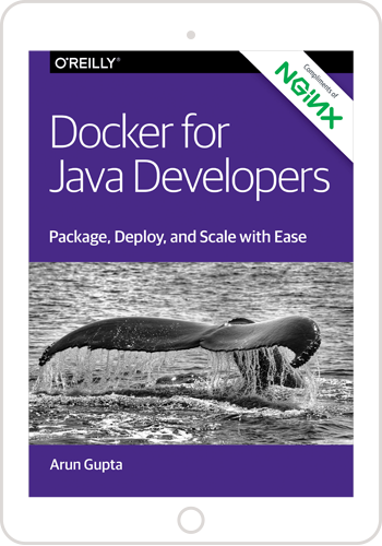 Free O'Reilly Ebook: Docker for Java Developers | NGINX