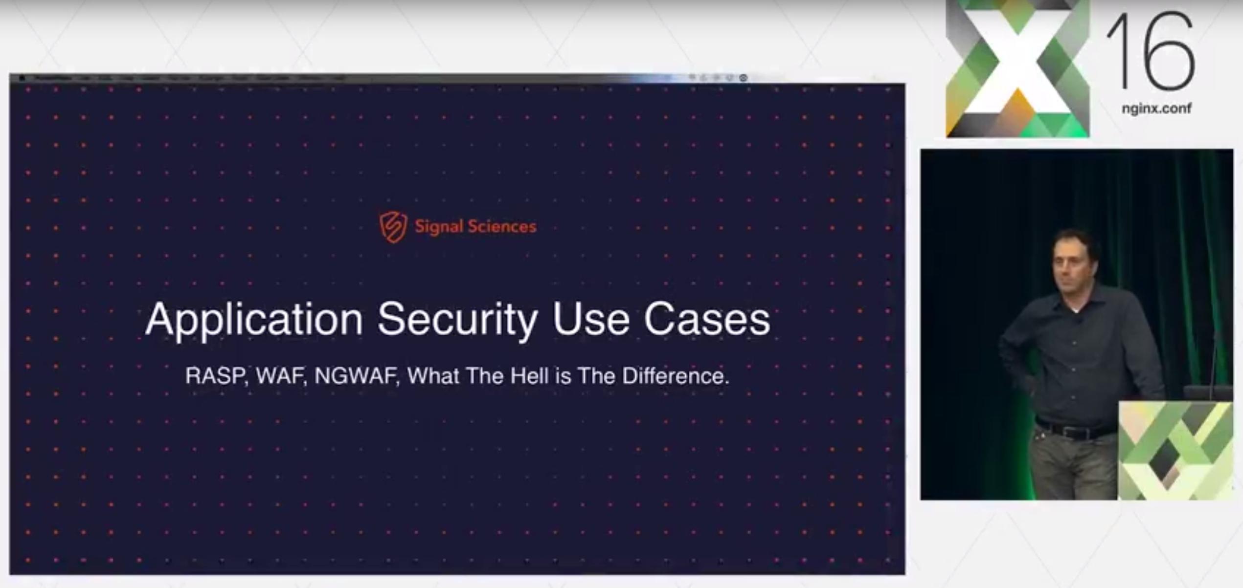 Web Application Security - NGINX