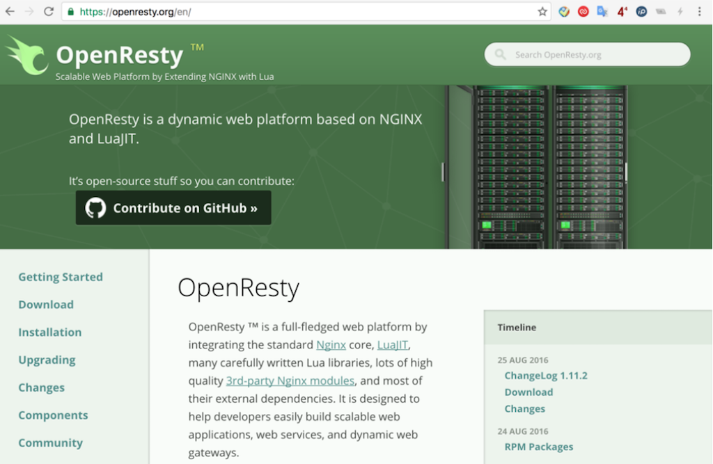Domain-Specific Languages for NGINX & OpenResty, Part 1