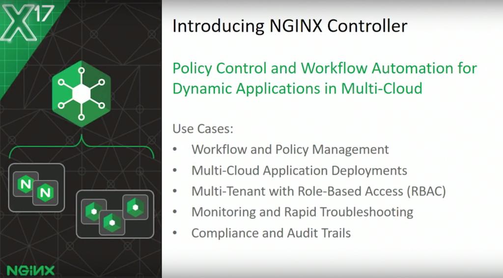 NGINX Product Roadmap 2017 - NGINX
