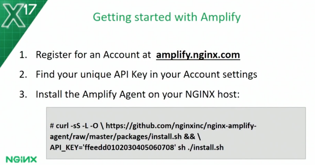 NGINX Amplify is Generally Available - NGINX