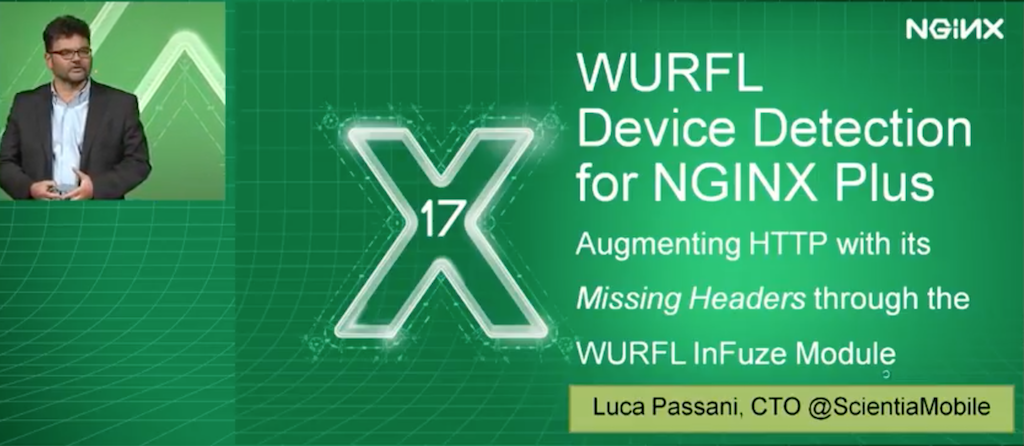 WURFL Device Detection for NGINX Plus - NGINX
