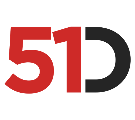 51Degrees square logo