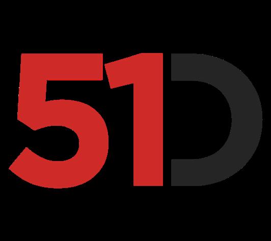 51Degrees square logo
