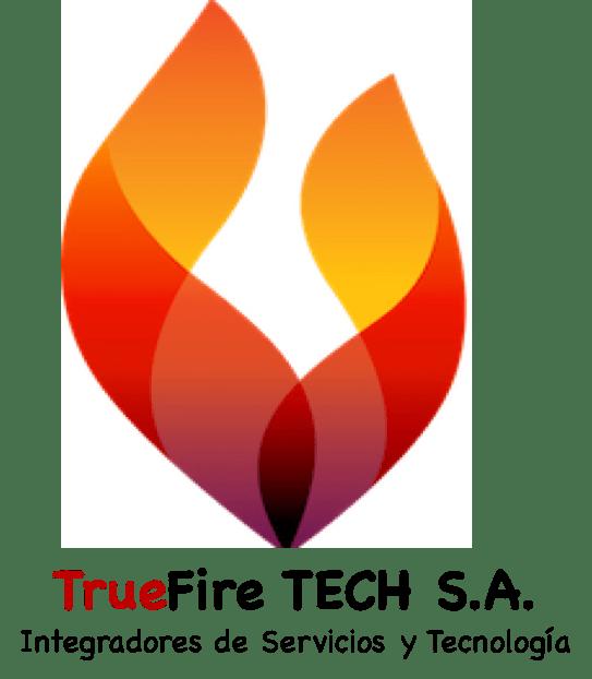 TureFire Tech Logo