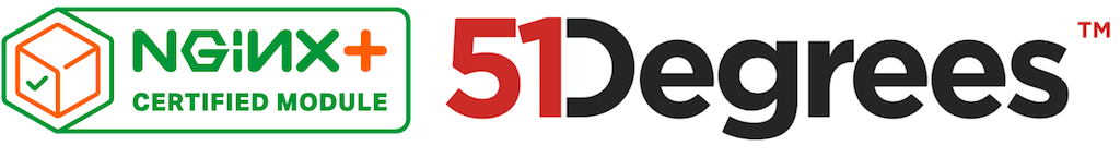 51Degrees NGINX Plus Certified Module Combines Patented Device