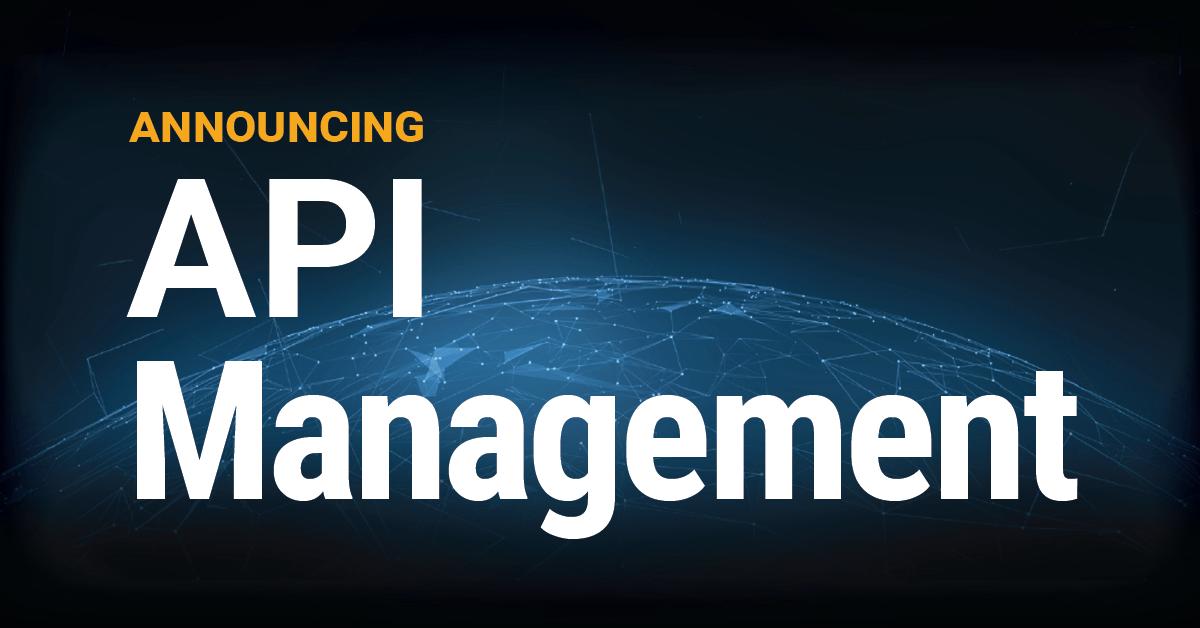 Introducing NGINX API Management: Manage NGINX Plus API