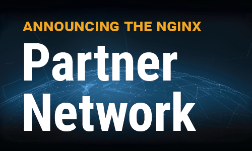 Announcing the NGINX Partner Network: Our Unique, Ecosystem Approach to Partnering