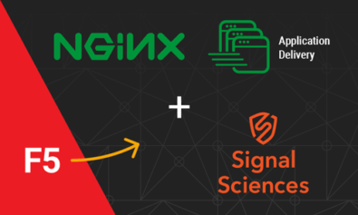 Modernizing Applications by Replacing F5 with the NGINX ADC and Signal Sciences