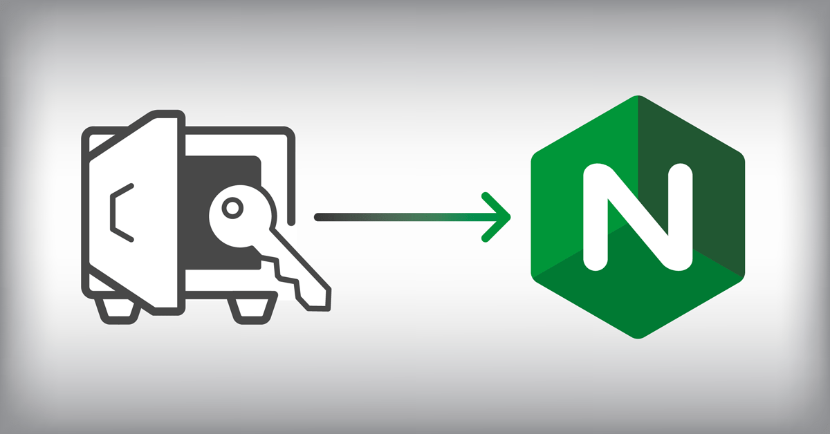 Protecting SSL Private Keys in NGINX with HashiCorp Vault - NGINX