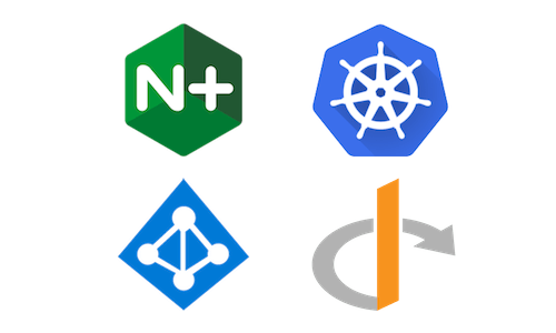 Using the NGINX Plus Ingress Controller for Kubernetes with OpenID Connect Authentication from Azure AD