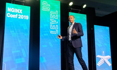 NGINX Conf 2019 Day 2: Empowering the Full Range of Today's Architectures
