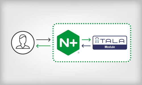 Redefining Client-Side Security with the Tala Security Certified Module for NGINX Plus