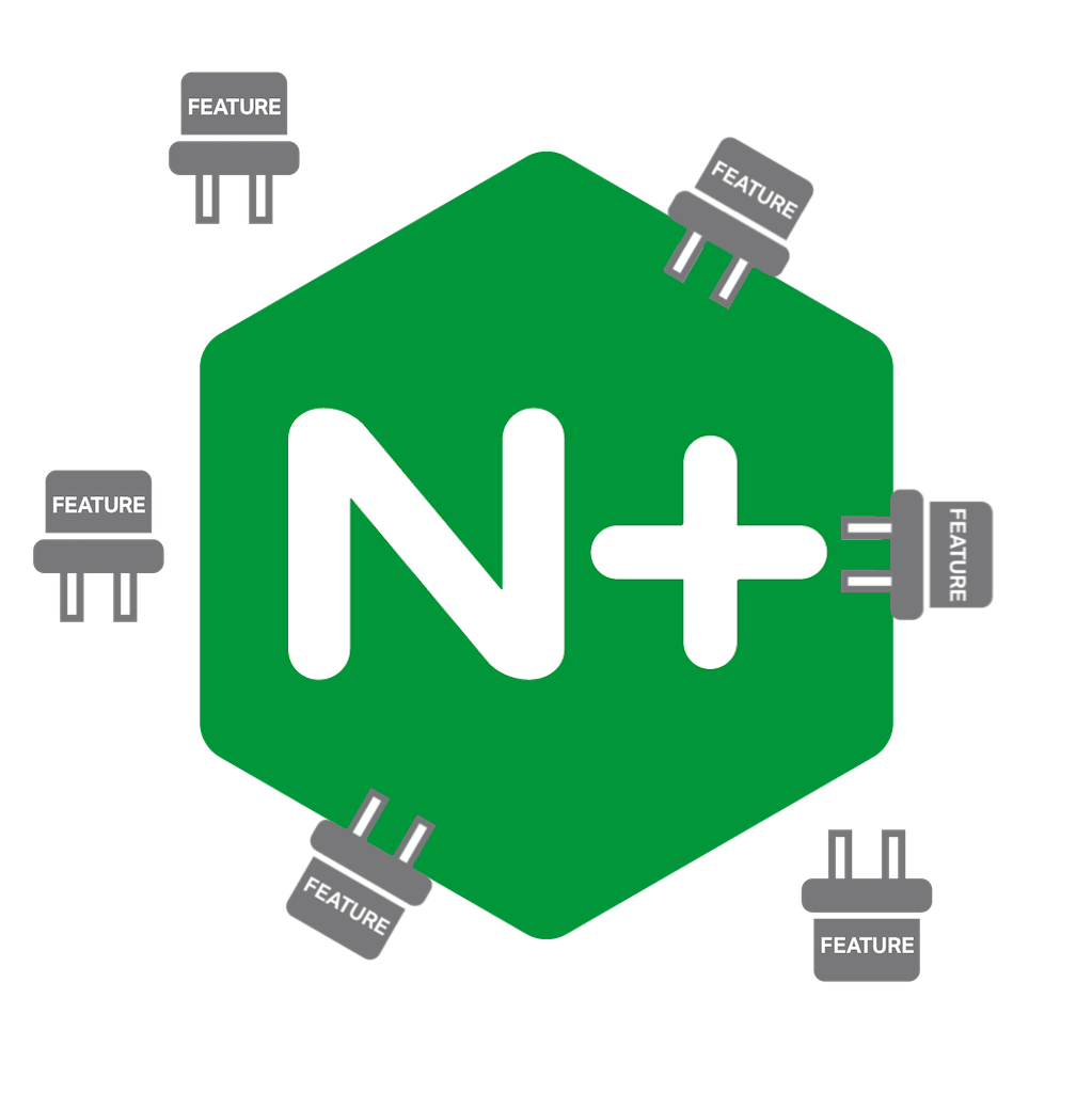 NGINX Plus allows features to be plugged in on demand