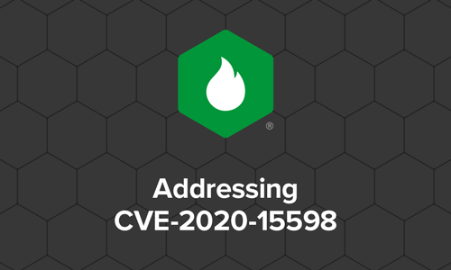 Addressing a DoS Vulnerability (CVE-2020-15598) in ModSecurity
