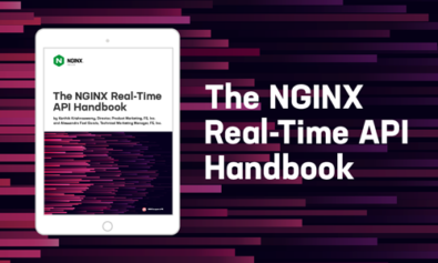The NGINX Real-Time API Handbook