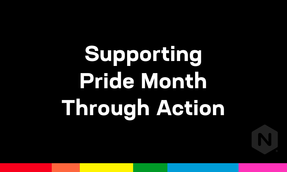 Supporting Pride Month Through Action