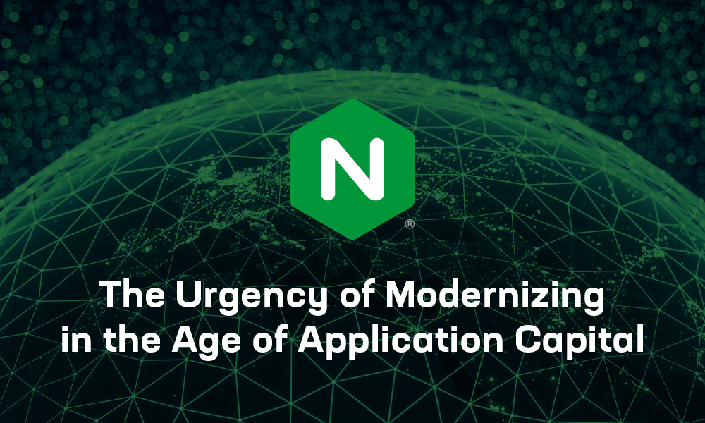 The Urgency of Modernizing in the Age of Application Capital